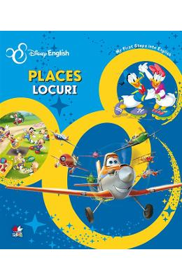 Disney English - Locuri. Places