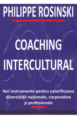 Coaching intercultural – Philippe Rosinski de la libris.ro
