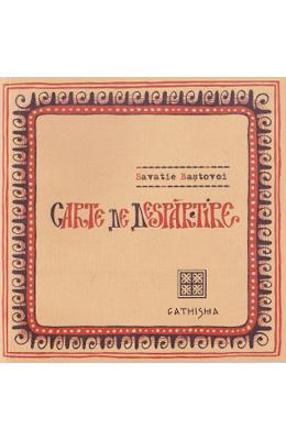 Carte de despartire - Savatie Bastovoi