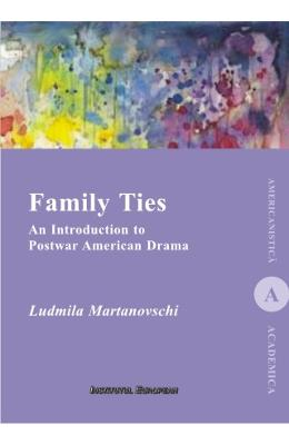 Family Ties - Ludmila Martanovschi