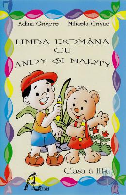 Romana Cu Andy Si Marty Cls 3 - Mihaela Crivac  Ad