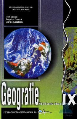 Geografie Cls 9 - Ioan Donisa  Angelica Donisa