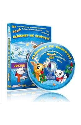 CD Clinchet de clopotei - Jocuri educationale