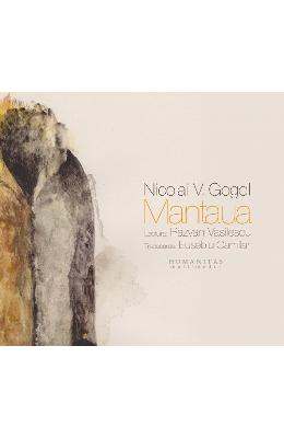 Audiobook Cd Mantaua Ed.2012 - Nikolai V. Gogol
