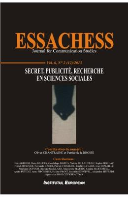 Revista Essachess Vol.6 Nr.2 Din 2013