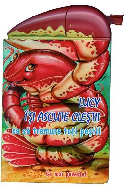 Lucy isi ascunde clestii - Colectia Crant