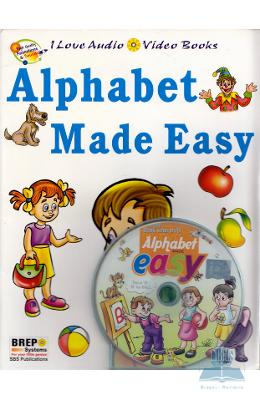 Alphabet Made Easy + Cd