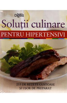 Solutii culinare pentru hipertensivi