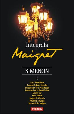 Integrala Maigret vol.1 - Georges Simenon