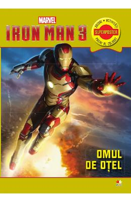 Marvel Iron Man 3 - Omul De Otel PDF, Download, Pret, Oferte