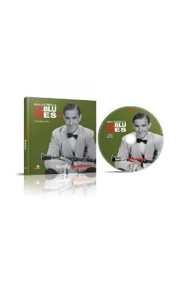 Jazz si blues 13: Benny Goodman + Cd