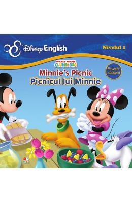 Disney English - Picnicul Lui Minnie. Minnie S Pic