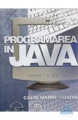 Programarea in Java - Calin Marin Vaduva
