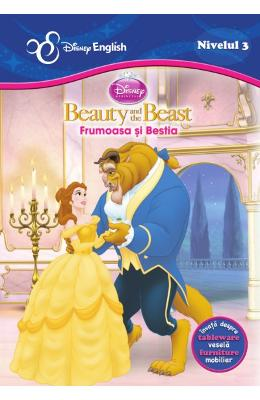 Frumoasa si Bestia. Beauty and The Beast - Disney English Nivelul 3