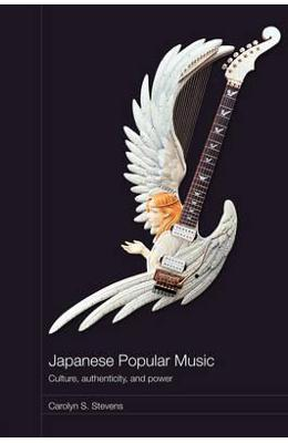 Japanese Popular Music - Carolyn S. Stevens