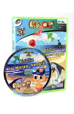 Cd-rom Piticlic - Piticlic La Marea Neagra