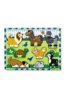 Puzzle In Relief Animale De Companie Melissa And D