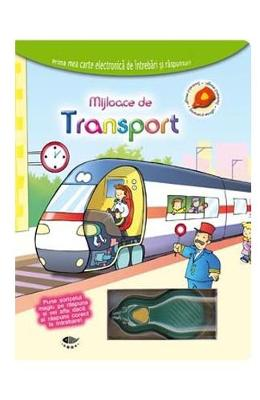 Mijloace de transport - Soricelul magic
