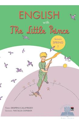 English with The Little Prince Seasons Spring 2 - Despina Calavrezo
