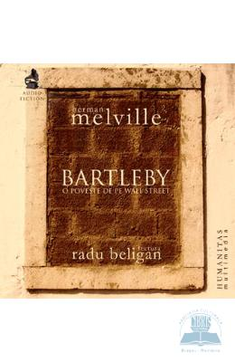 Audiobook CD - Bartleby - Herman Melville