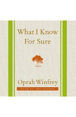 CD-Audio What I Know for Sure - Oprah Winfrey
