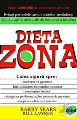 Dieta Zona - Barry Sears, Bill Lawren pdf