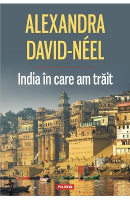 India in care am trait - Alexandra David-Neel