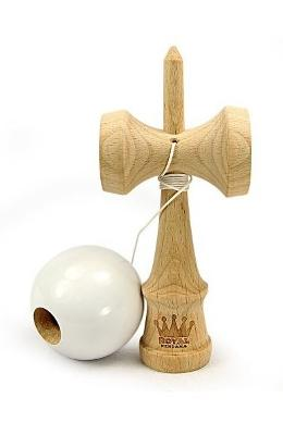 Kendama Royal (bila alba)