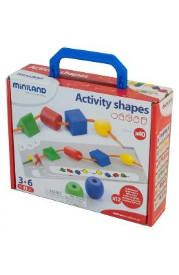Activity shapes. Activitati educative: Forme geometrice