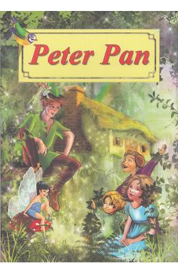 Peter Pan (format A4)