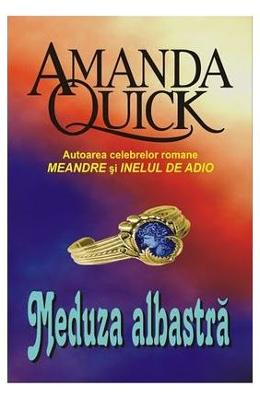 Meduza albastra - Amanda Quick in romana | Download pfd online | Pret la reducere