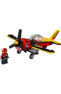 Lego City Avion De Curse 5-12 Ani