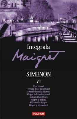 Integrala Maigret vol.7 - Georges Simenon