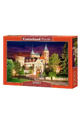 Puzzle 1000 Castorland - Bojnice Castle At Night