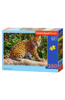Puzzle 260 Castorland - Little Jaguar