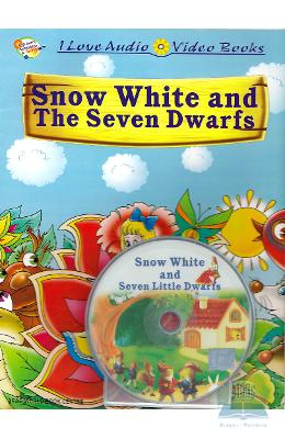 Snow White and the Seven Dwarfs + CD