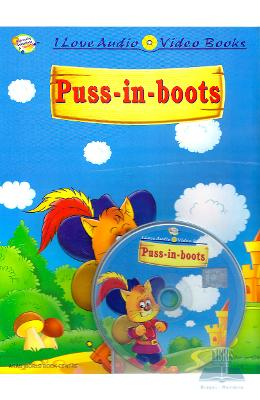 Puss-in-boots + CD