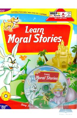 Learn Moral Stories + Cd