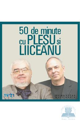 Audiobook Cd 50 de minute cu Plesu si Liiceanu