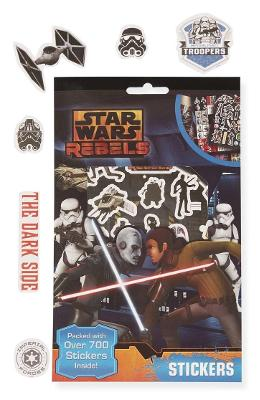 700 Stickers, Star Wars Rebels. Set stickere, Razboiul stelelor