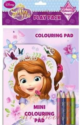 Sofia the First, Play pack. Trusa artist
