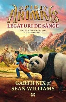 Spirite-Animale vol.3: Legaturi de sange - Garth Nix, Sean Williams