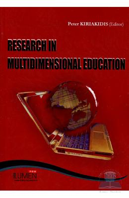 Research in multidimensional education - Peter Kiriakidis
