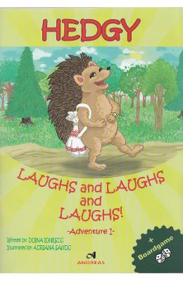 Hedgy, Laughs and Laughs and Laughs! - Doina Ionescu