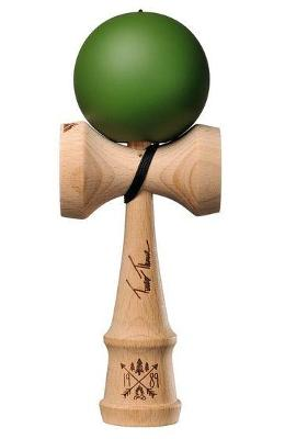 Kendama USA Pro Model. Turner Thorne. Verde Kaki