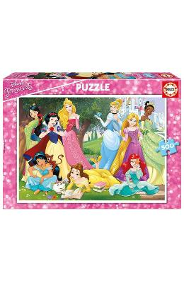 Puzzle 500. Disney Princesses