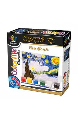 Color Me Canvas - Van Gogh (68538)