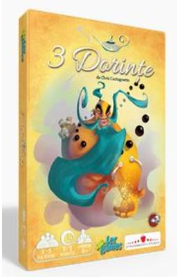 3 Dorinte 8 Ani+ - Chris Castagnetto