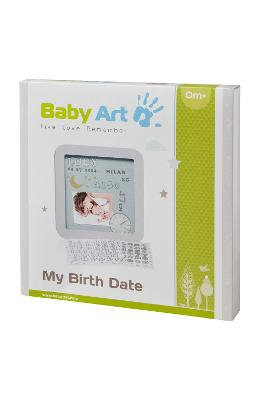 Baby Art - My Birth Date