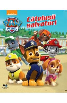 Paw Patrol: Catelusii salvatori